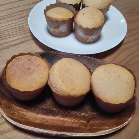 ベジタブルカップケーキ