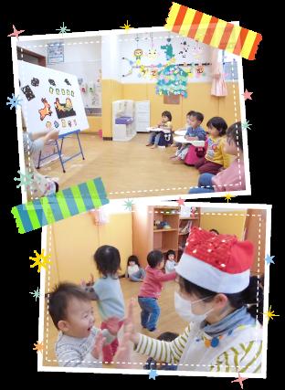 クリスマスリース会♪