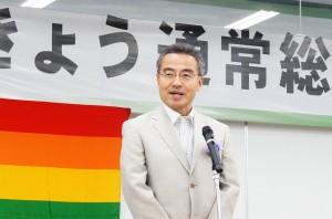 杉本副知事