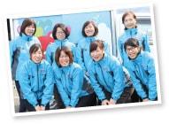 生協の女性職員