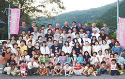福井市殿下地区でも子ども達の受入れ