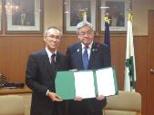 各市町と災害時の物資協力協定の締結